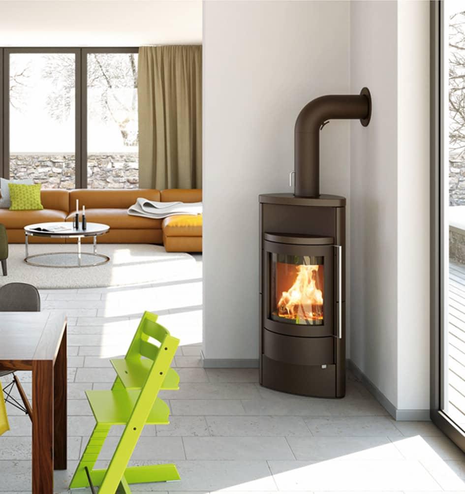 luno hout hase houtkachel kuijt kachels en haarden. Black Bedroom Furniture Sets. Home Design Ideas